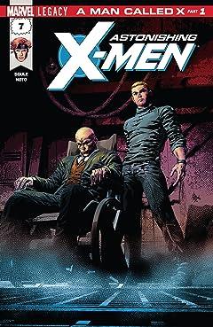 Astonishing X-Men (2017-) #7