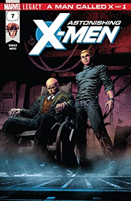 Astonishing X-Men (2017-) #7