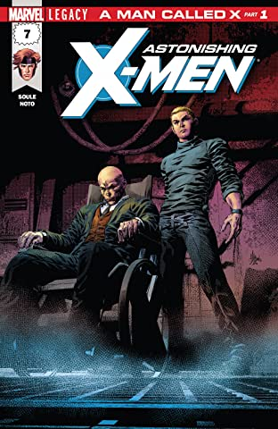 Astonishing X-Men (2017-2018) #7