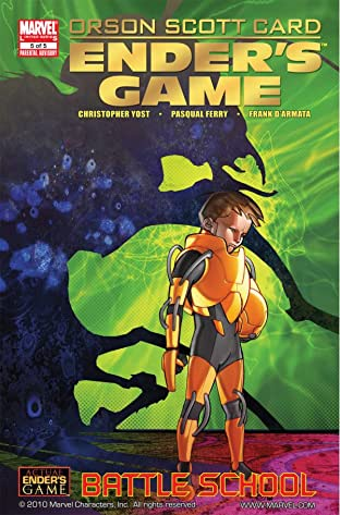 Ender's Game Book One: Battle School #5 (of 5)