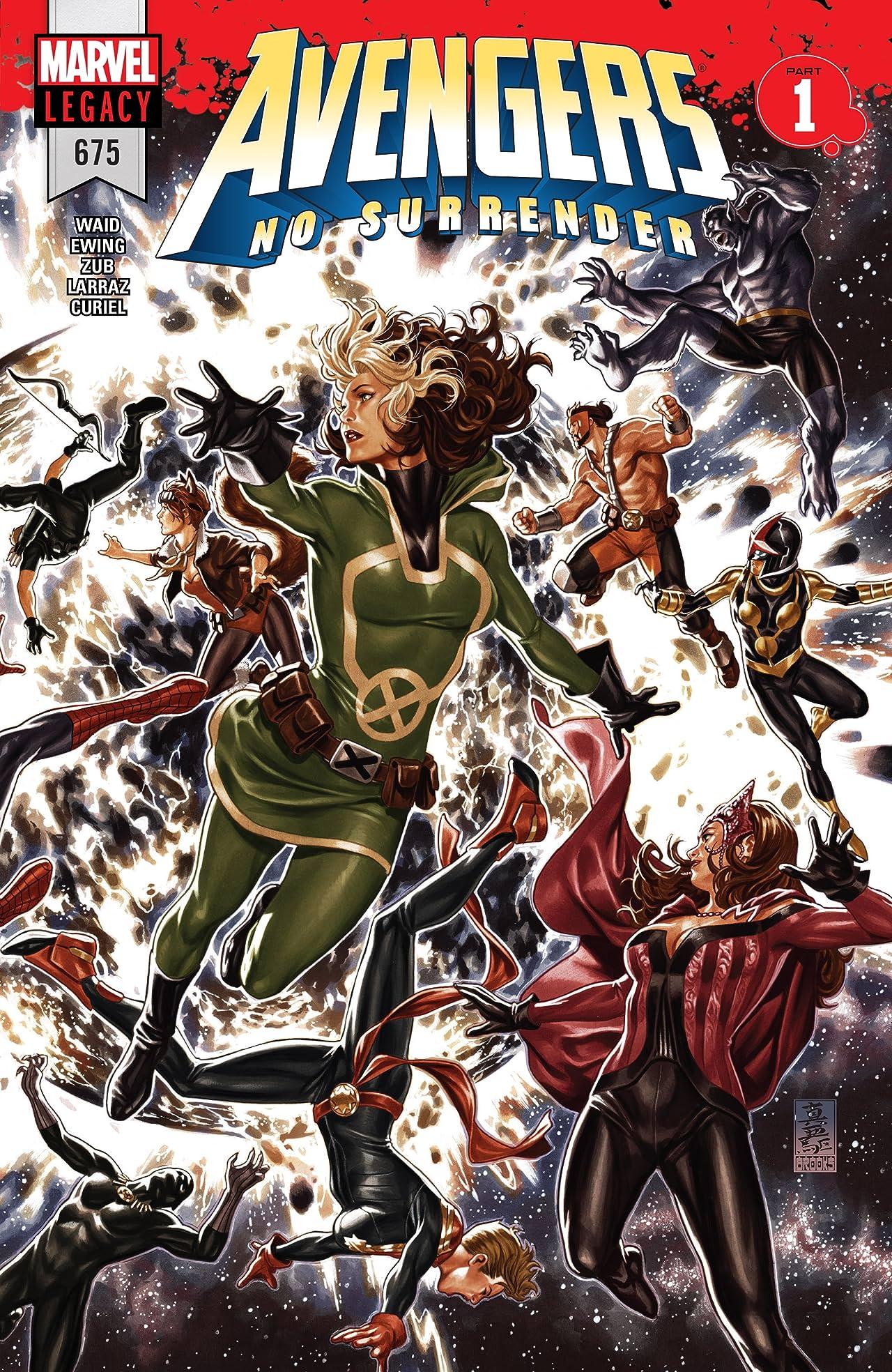 Avengers (2016-2018) No.675