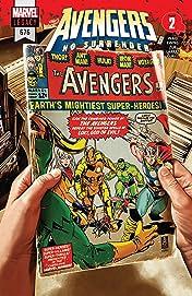 Avengers (2016-) #676