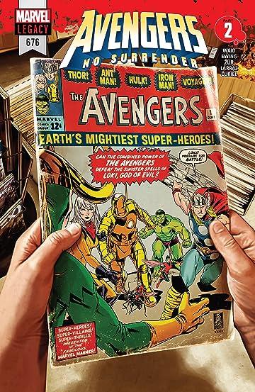 Avengers (2016-) No.676