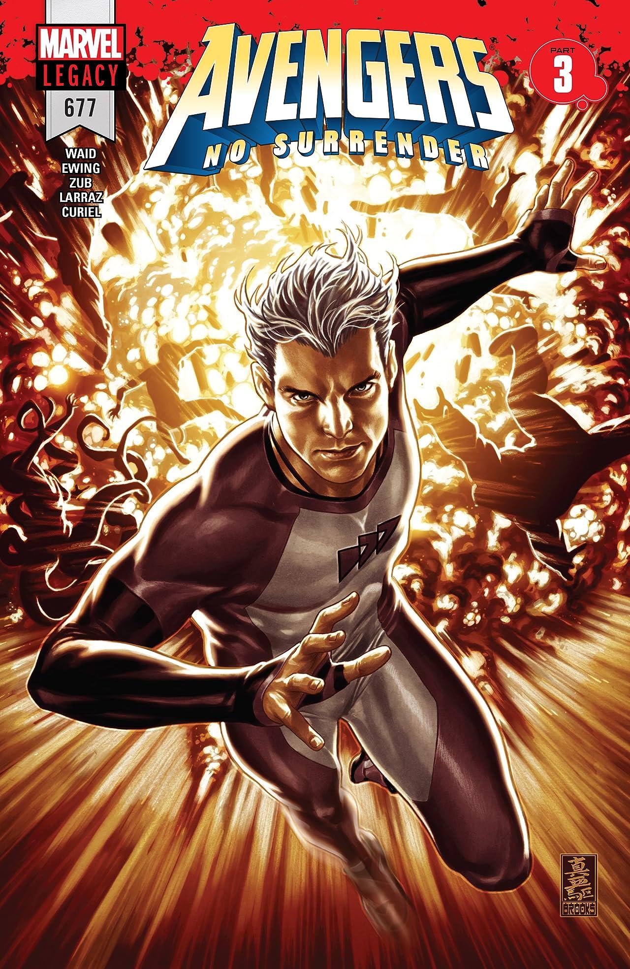 Avengers (2016-2018) #677