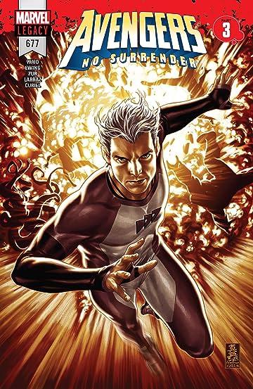 Avengers (2016-) No.677