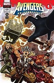 Avengers (2016-2018) #678