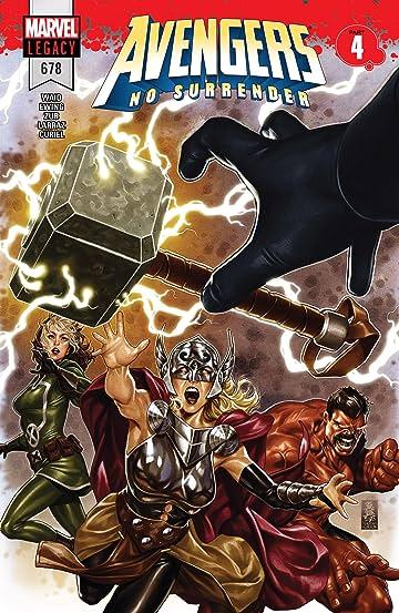 Avengers (2016-) No.678