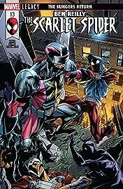 Ben Reilly: Scarlet Spider (2017-2018) #13