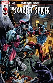 Ben Reilly: Scarlet Spider (2017-2018) #13