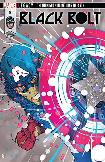 Black Bolt (2017-) No.9