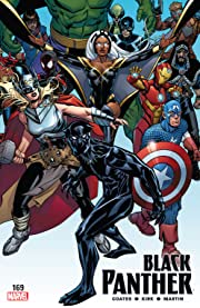 Black Panther (2016-2018) #169