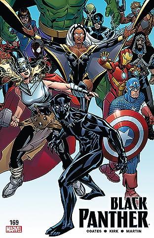 Black Panther (2016-) #169