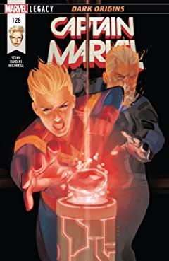Captain Marvel (2017-2018) #128