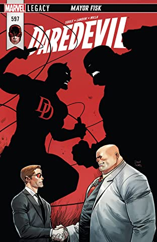 Daredevil (2015-) No.597