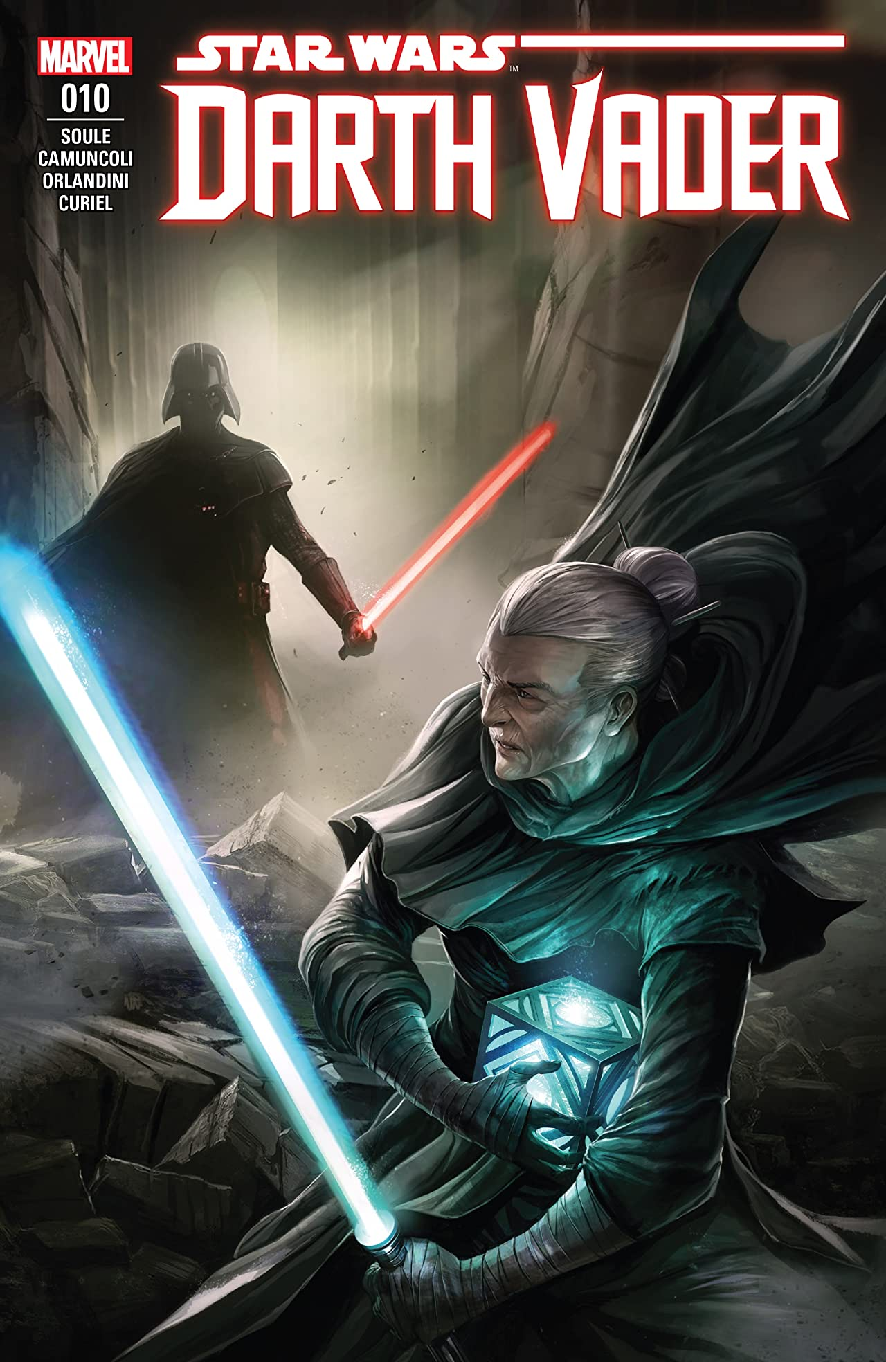 Darth Vader (2017-) No.10