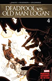 Deadpool vs. Old Man Logan (2017-2018) #4 (of 5)