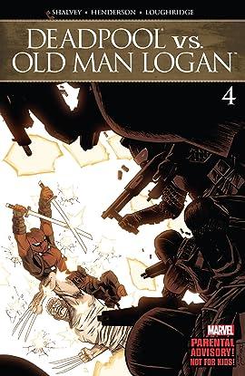 Deadpool vs. Old Man Logan (2017-2018) #4 (of 5)
