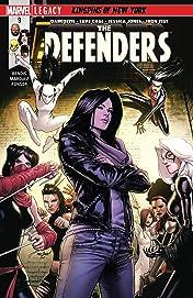 Defenders (2017-2018) #9