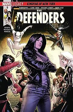 Defenders (2017-) #9
