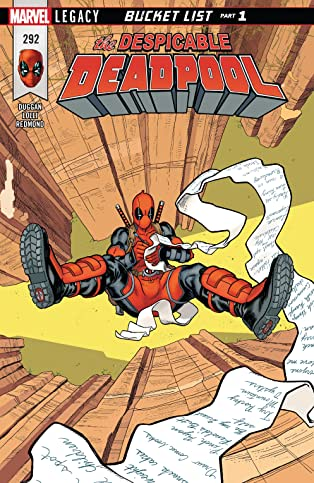 Despicable Deadpool (2017-) #292