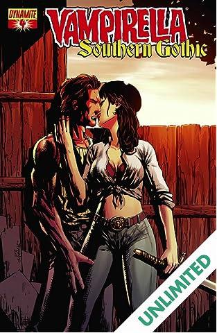Vampirella: Southern Gothic #4 (of 5)
