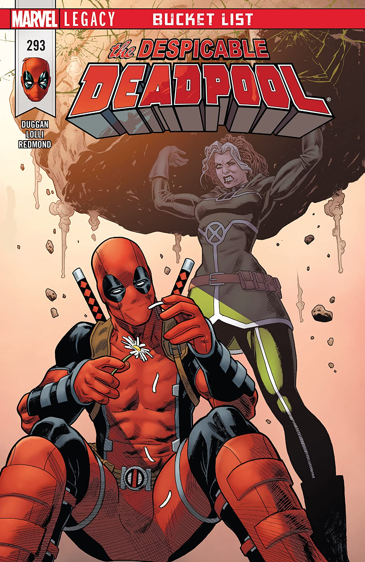 Despicable Deadpool (2017-2018) #293