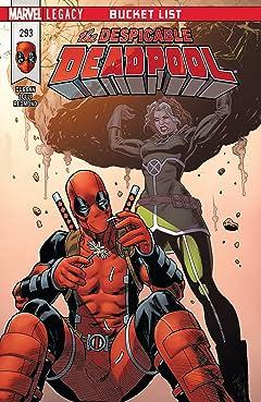 Despicable Deadpool (2017-) #293