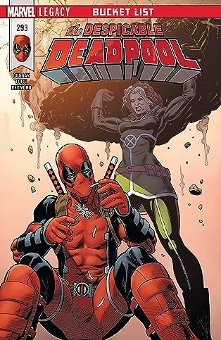 Despicable Deadpool (2017-2018) #293