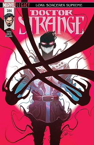 Doctor Strange (2015-2018) #384