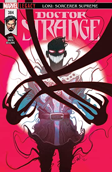 Doctor Strange (2015-) #384