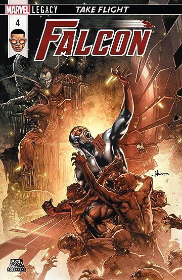 Falcon (2017-) #4