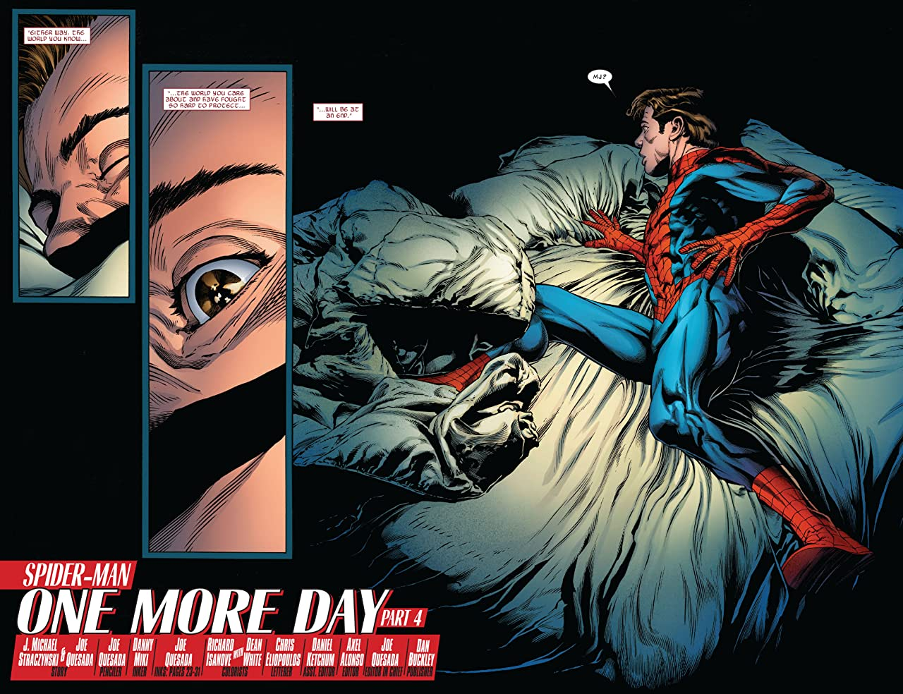Amazing Spider-Man (1999-2013) #545