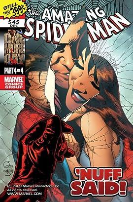 Amazing Spider-Man (1999-2013) #545