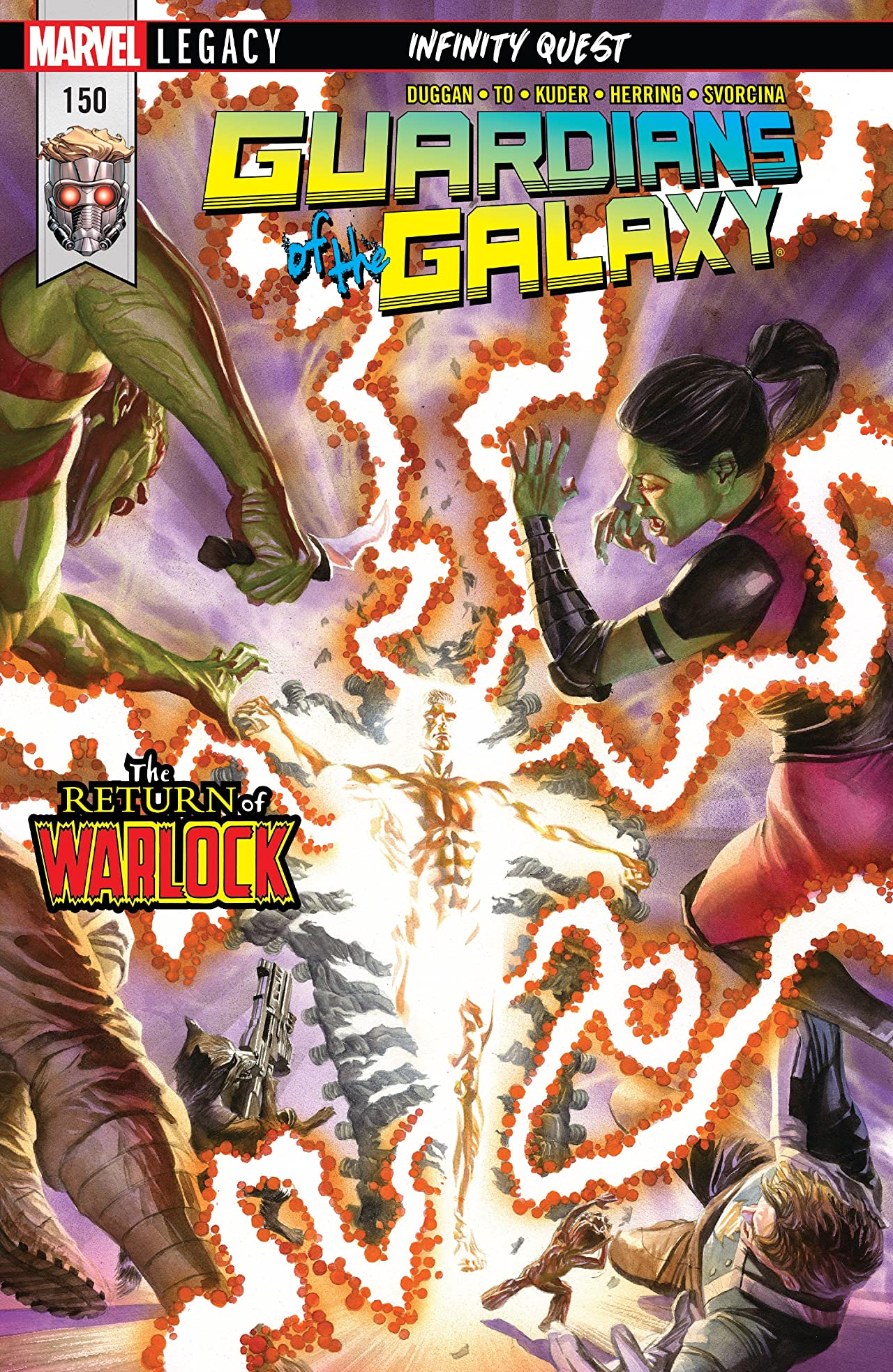 Guardians Of The Galaxy (2017-) #150