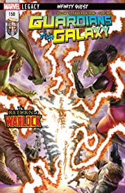 Guardians Of The Galaxy (2017-2018) #150