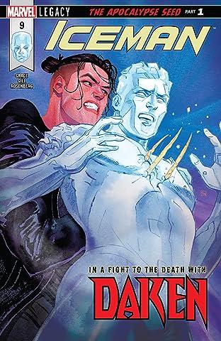 Iceman (2017-) #9