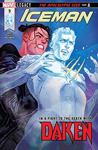Iceman (2017-2018) #9