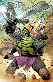 Incredible Hulk (2017-) #712