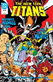 The New Teen Titans (1984-1996) #34