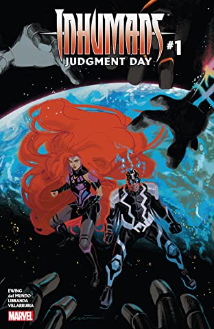 Inhumans: Judgment Day (2018) #1