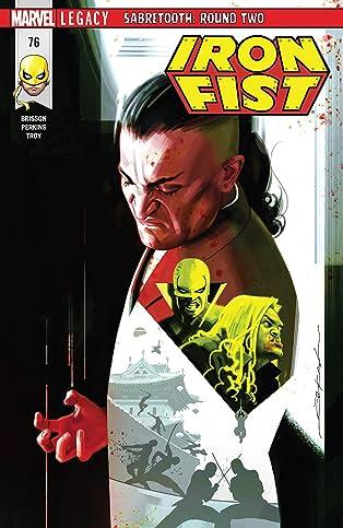Iron Fist (2017-) #76