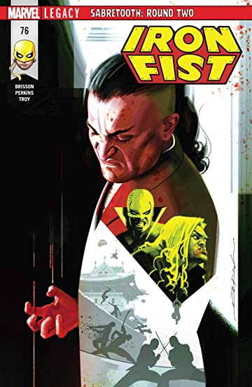 Iron Fist (2017-) No.76
