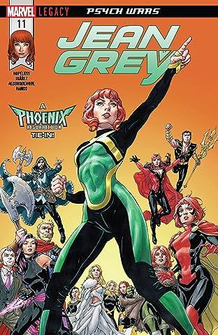 Jean Grey (2017-2018) #11