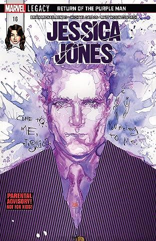 Jessica Jones (2016-) #16