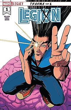 Legion (2018) #1 (of 5)