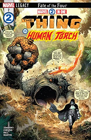 Marvel Two-In-One (2017-) #2