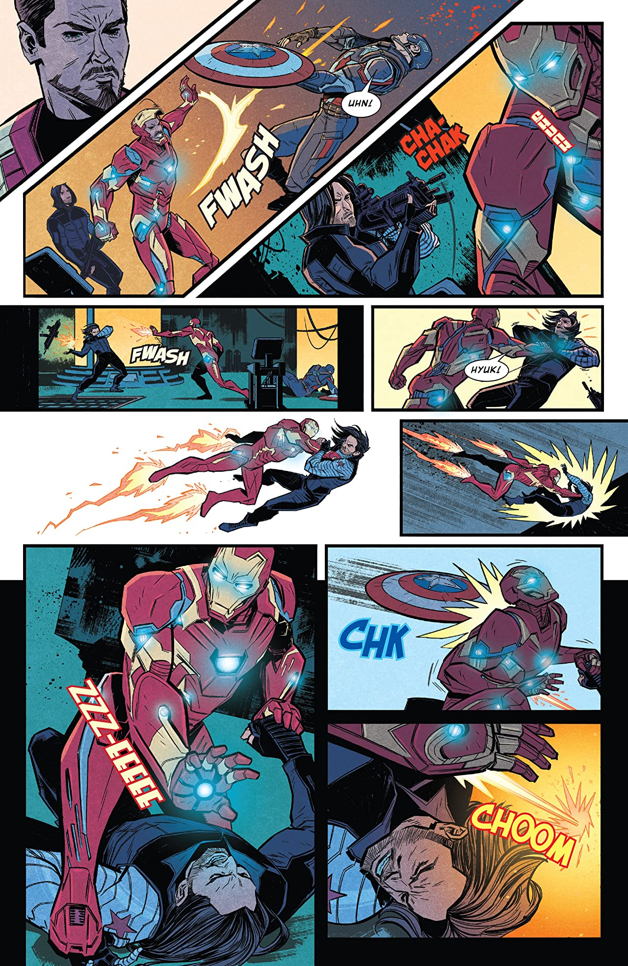 Comics of pdf avengers age ultron