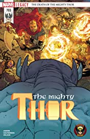 The Mighty Thor (2015-2018) No.703