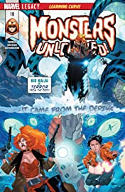 Monsters Unleashed (2017-) #10
