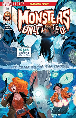 Monsters Unleashed (2017-2018) #10